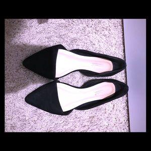 Shoe Dazzle flats, size 8.5